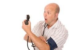 فشار خون و هایپرگلسمی